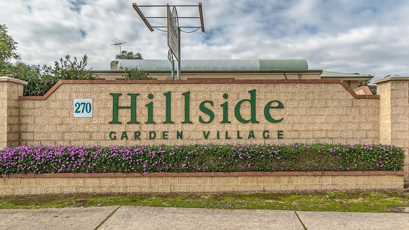 Hillside Garden Village - The best caravan park in Perth